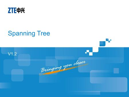 Spanning Tree V1.2 Slide 1 of 1 Purpose:
