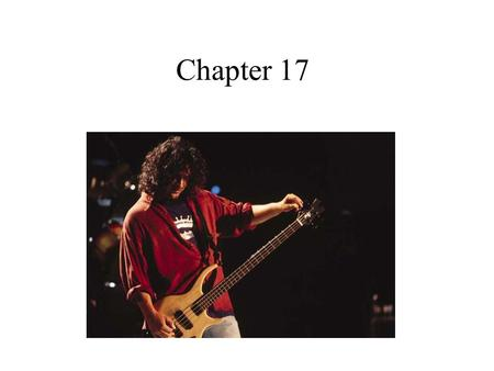 Chapter 17. The Principle of Linear Superposition and Interference Phenomena CHAPTER 17 Interference Constructive and Destructive Interference: BEATS.