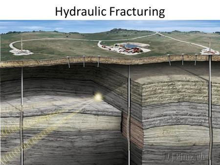 Hydraulic Fracturing. 60 Years of Hydraulic Fracturing 1949 to 2010 On March 17, 1949, a team comprised of Stanolind Oil Company and Halliburton personnel.
