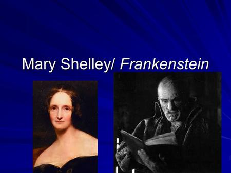 the importance of the society in mary shelleys frankenstein The female gender and its significance in mary shelley's to the sidelines of society in frankenstein the importance of feminine care in.