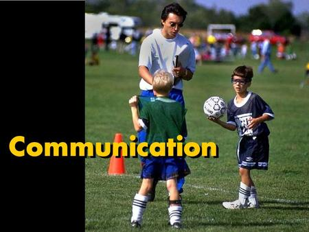 Communication. Receiving Messages Effectively Session Outline The Communication Process Sending Messages Effectively Confrontation Breakdowns in Communication.