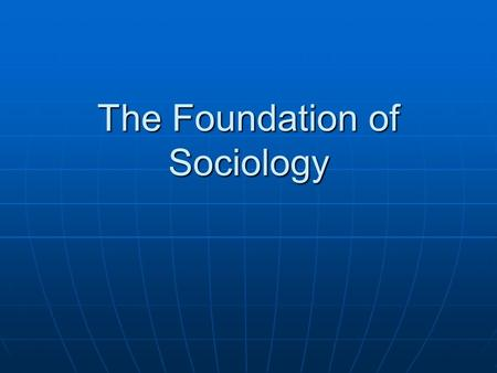 an analysis of human society Sociologists have largely ignored the role of animals in society this article  argues that  sociological analysis of human-animal interaction, of the role of ani .