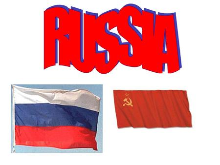 Russia THE RUSSIAN FEDERATION The capital is Moscow It is 6,000 miles long It is made up 15 republics.