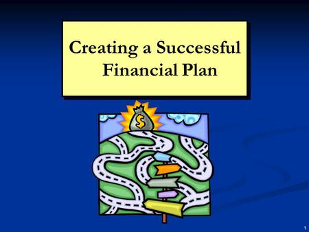 1 Creating a Successful Financial Plan. 2 Financial Reporting n Common mistake among business owners: Failing to collect and analyze basic financial data.