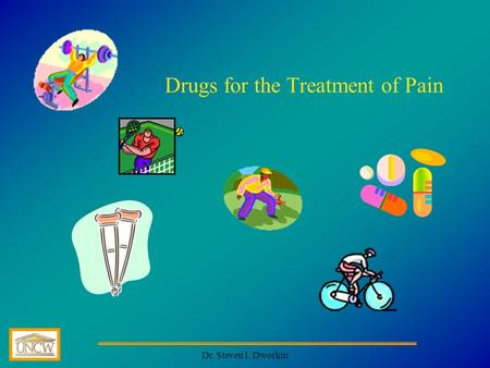 Drugs for the Treatment of Pain