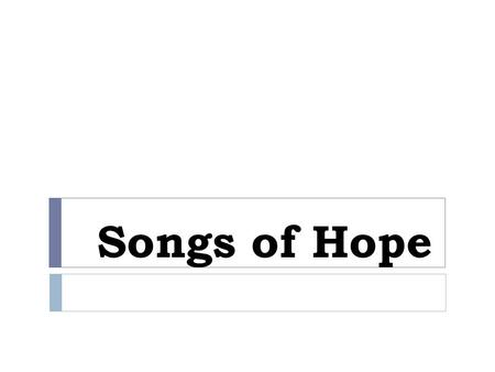 "Songs of Hope. 1. Where is Korogocho-Dandora? It's a slum in Kenya. 2. What Jirani means? It means ""good neighbors"" in Swahili. 3. When did the Jirani."