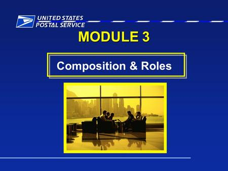 MODULE 3 Composition & Roles. TAT TEAM APPROACH UPON COMPLETION OF THIS MODULE, PARTICIPANTS SHOULD UNDERSTAND: 3 – 2  Composition of the Threat Assessment.