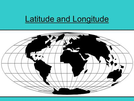 Latitude and Longitude. Hemispheres Hemispheres are used to divide the earth into quadrants (quarters), using the cardinal points as a reference. Northern.