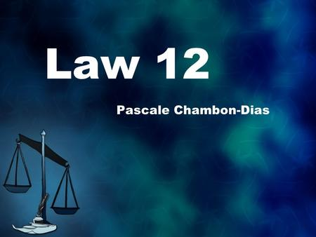 Pascale Chambon-Dias Law 12. Unscramble the jumbled underlined words to read the messages. 1.Legal rahseecr is on sllik you will develop in this course.