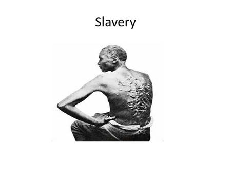 Slavery. Essential Question To what degree was the South developing as a distinctively different region from the rest of the United States during the.