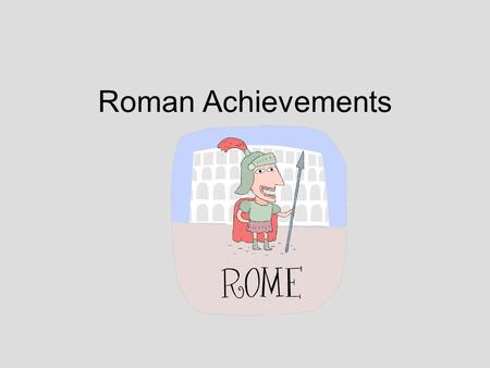 Roman Achievements. Fine Art Learned sculpture from Greece Realistic stone sculptures, used for education Bas-relief and low-relief: images project from.