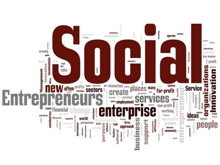  Simply, social enterprises are companies whose profits gained are contributed to the society instead of using the profits for internal enterprise services.