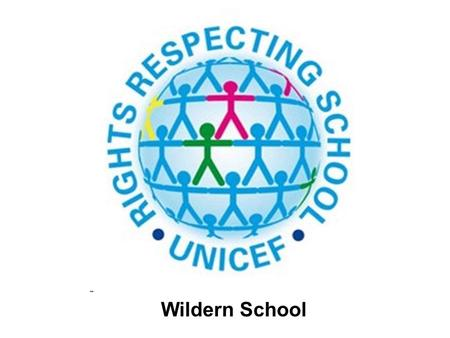 Wildern School. What RRR looks like at Wildern Displays Assemblies Student Voice Lessons Competitions Everything!