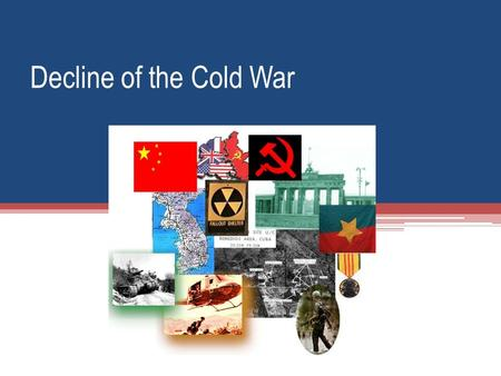 The Rise and Fall of Russia and the Cold War