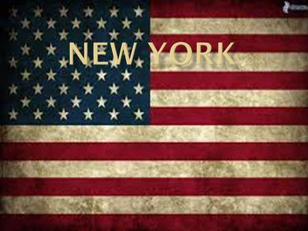  Xabi and me are going to visit New York. It is in the east cost of USA.  The official language is English. The typical food of New York is the hot.