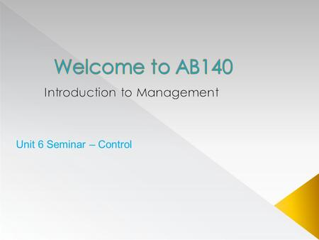 welcome to mt140 introduction to