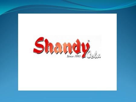 Back Ground Shandy Cola Pakistan is a local beverage production, marketing and distribution company. It has been serving for over twelve years in Punjab.