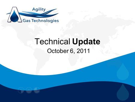 Technical Update October 6, 2011. Gas Transport 2 Details Provided for Transportation and Separation of Mixtures Illustrates Several Concepts for Separate.
