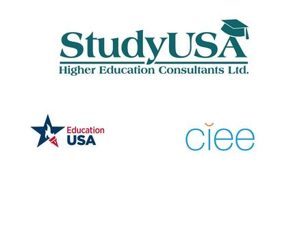 Who we are StudyUSA Higher Education Consultants Lt d. A NON-PROFIT organization that promotes educa tional and cultural exchange between the United Stat.
