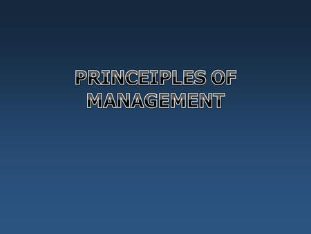 WHO IS MANAGER? People responsible for directing the efforts aimed at helping organizations achieve their goals. People responsible for directing the.