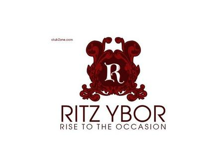 The Ritz Ybor  The Ritz Ybor is a special events venue located in a historic part of Tampa called, Ybor City.  They are famous for holding concerts.