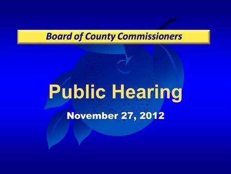 Public Hearing November 27, 2012. Case:CDR-12-09-181 Project:Hunter's Creek Planned Development/ Land Use Plan (PD/LUP) - Substantial Change Applicant:David.