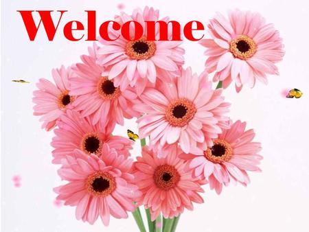 Welcome. Introduction MD. SHUVRO REZA B.A.(hons) M.A. (English) Lecturer in English Nalta Ahsania D.U. Alim Madrasah Kaligonj, Satkhira Contact No. 01740644474.