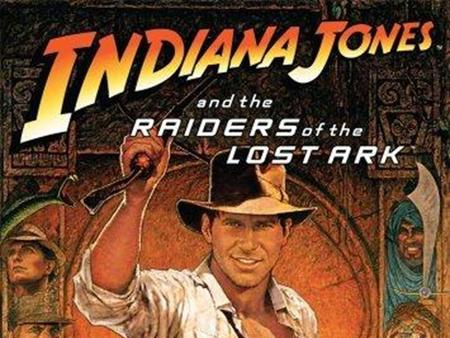 In the film Indiana Jones and the Raiders the Lost Ark, the director Steven Spielberg creates patterns through the use of lighting, framing, and music.