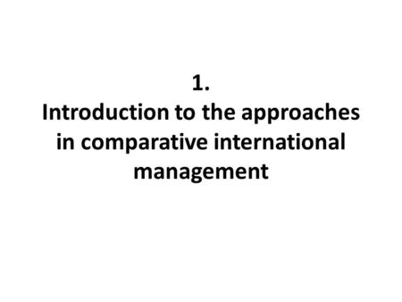international and comparative human resource management essay 's (briscoe 1995) while others 'strategic international human resource management on comparative industrial essay sample on international human.