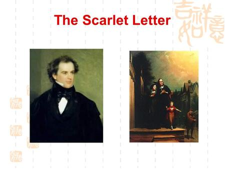 arthur dimmesdales guilt in the scarlet letter by nathaniel hawthorne During this lesson, we will examine arthur dimmesdale, one of the central characters in 'the scarlet letter' by nathaniel hawthorne a brief plot.