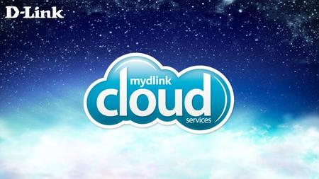 D-Link Cloud Revolutions