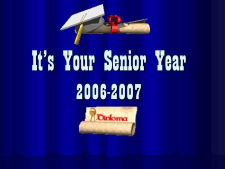 "It's Your Senior Year 2006-2007. When Do I Apply For College? is ""Application"" Month is ""Application"" Month Some schools have ""priority"" deadlines Some."
