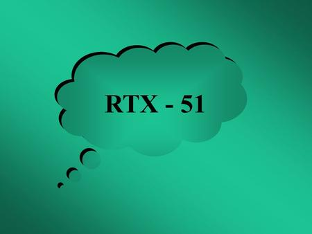 RTX - 51 Objectives  Resources needed  Architecture  Components of RTX-51 - Task - Memory pools - Mail box - Signals.