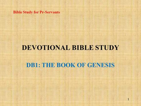 An analysis of the purpose of the book of job and the genesis