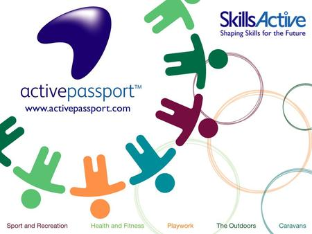 Www.activepassport.com. Introducing… How do I set up Activepassport?