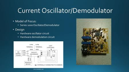 Www.transtekinc.com. Second part is the oscillator itself. Hardware circuit that converts a DC signal to an AC signal. Frequency of the oscillator.