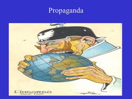 Propaganda. Terms Ideology: A set of ideas and beliefs that often seem natural, and are instilled in citizens unconsciously through the dominant class.