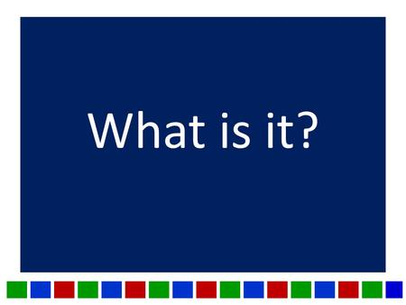 What is it?. K-3 Formative Assessment Process Formative Assessment A process used by teachers and students during instruction that provides feedback to.