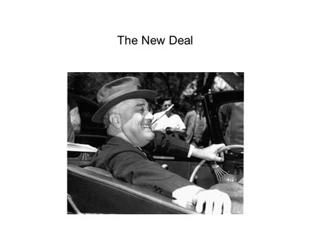 The New Deal. The main idea behind FDR's 'New Deal' program was to get government to implement new programs to do three things: 1) Reform-to permanently.