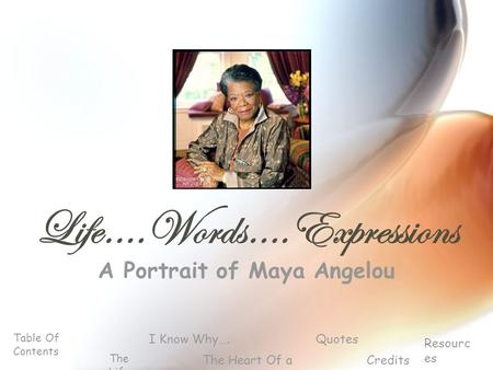 the life and career of maya angelou one of the greatest voices of contemporary literature