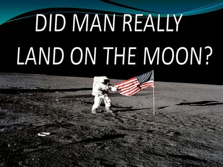 INTRODUCTION On July 20 th 1969, history changed that day when man landed on the moon with the commander Neil Armstrong and Module Pilot Haise Jr. taking.