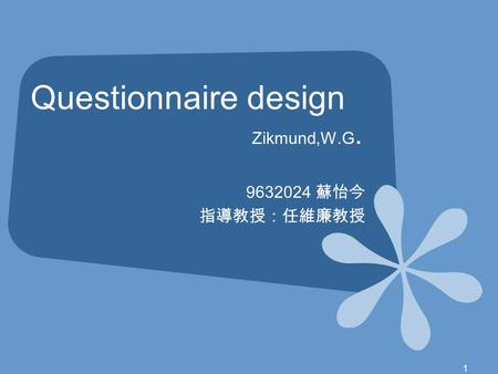 case 3 business research methods zikmund babin car (zikmund & babin,  desire for the new car resulting  mastering teacher leadership business research methods 1 this case presents a situation that is.