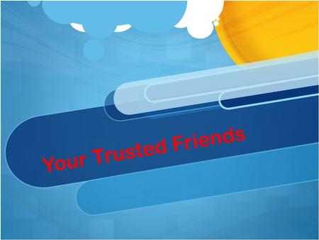 Your Trusted Friends. Ray A. Kroc Eric Schlosser focuses on the story of Kroc in this chapter Kroc founded the McDonald's corporation in 1955 and bought.