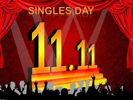 exclusively Singles Day falls on every November 11th, and as the name indicates, this relatively new holiday is one exclusively for people who are still.