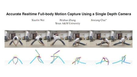 3d Pose Detection Used by Kinect Accurate when the pose closely matches a stored pose Inaccurate when novel poses are made Can often produce shaky movement.