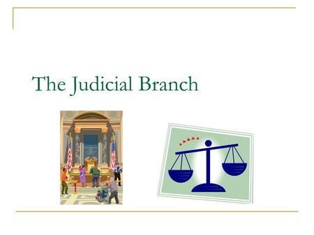 The Judicial Branch. What article of the Constitution creates the Judicial Branch? Article III of the Constitution creates the Judicial Branch of government.