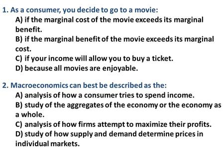 the economizing problem and its The problem is not producing, but economizing what was stated above observes the economy primarily in terms of production of goods  this is true empirically, that is in our everyday experience of working in the economy: what we're dealing with in the economy is to produce the right stuff in the right ways.