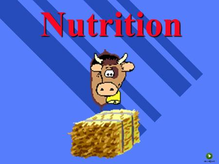 Nutrition What are Nutrients? n parts of food which provide for growth, maintenance, body functions n Carbohydrates (CHO) n Fats n Proteins n Vitamins.