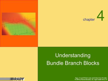 Understanding Bundle Branch Blocks