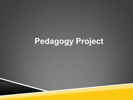 Pedagogy Project. TEAM NORTH EAST Team Leader – Phil Fanner Team – James Brown Sue Frank Zoe Gilbert Ashley Gilby Alan Iveson Jennifer Myers Sam Riley.